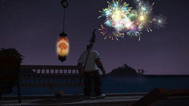 More fireworks from the Moonfire Faire