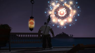 Grand Finale! Moonfire Faire fireworks