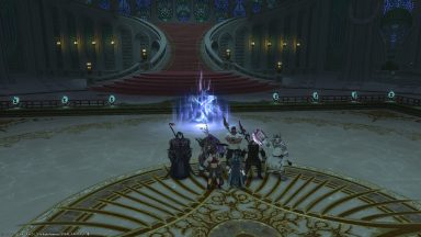 First boss down for the new CUB Raid Group!