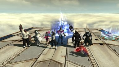 Congrats to the Go Go Bears on their Diamond Weapon Extreme Clear!