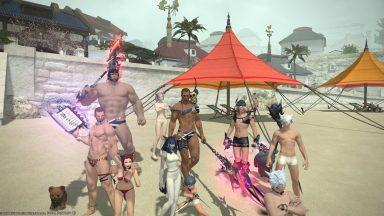 CUB Beach Party!