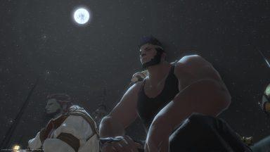 Moonlight in the Firmament
